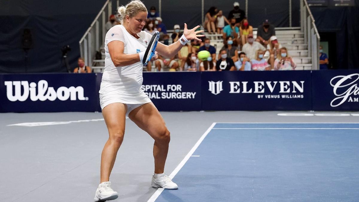 Eski dünya 1 numarası Kim Clijsters kortlara döndü, hedef Avustralya Açık!