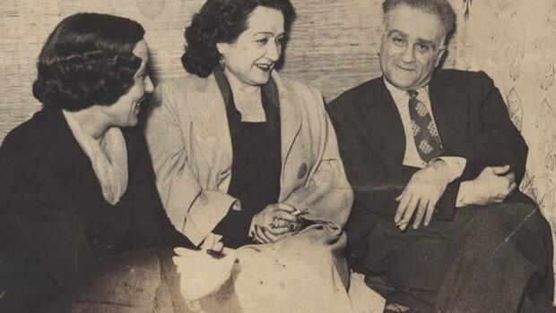 Ahmet Hamdi Tanpınar, vefatının 59. yıldönümünde Beyoğlu'na anıldı
