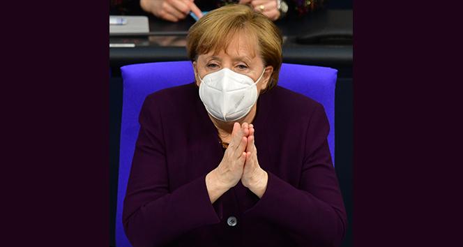 Almanya Başbakanı Merkel, 1 Şubat'ta aşı zirvesi düzenleyecek