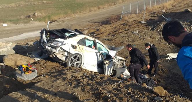 Ankara – Niğde karayolunda kaza: 1 ölü, 4 yaralı