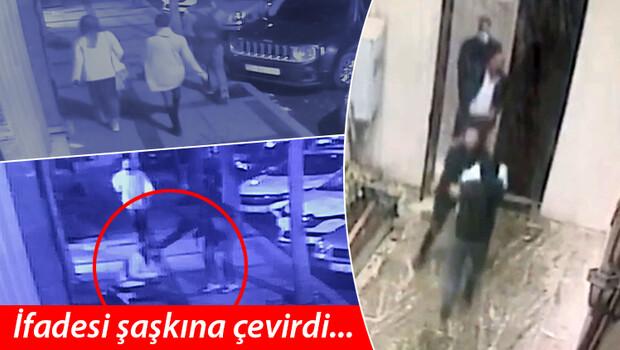 Beşiktaş'ta dehşet saçmıştı! İşte yakalanma anı…