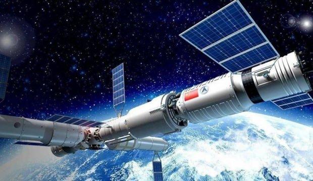 Çin, uzaya
