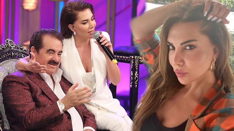 Ebru Yaşar'ın inanılmaz değişimi! İbo Show'a damga vurdu