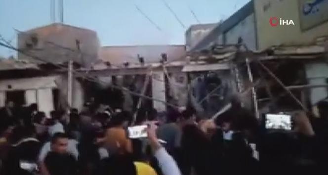 Irak'ta fırında patlama: 20'den fazla yaralı