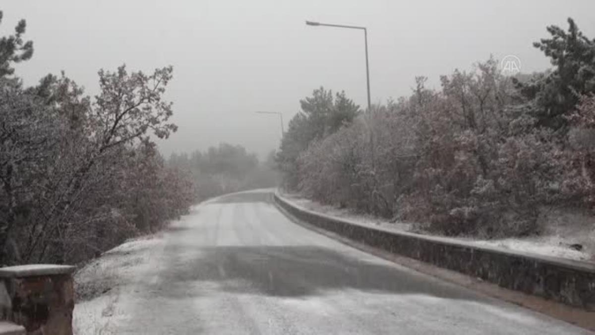 Kar yağışı etkili oldu