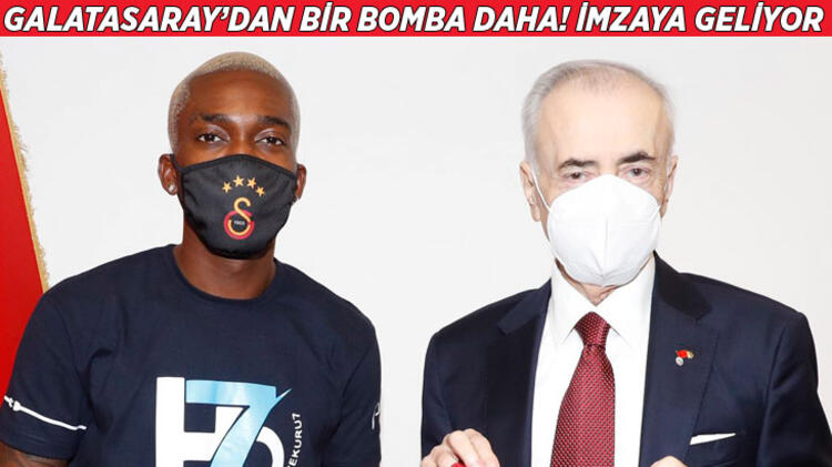 Son dakika   Galatasaray bir transferi daha bitirdi! İstanbul'a imzaya geliyor…