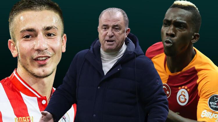 Son dakika – Galatasaray'da Halil ve Onyekuru sonrası bir imza daha! Herkes İrfan'ı beklerken…