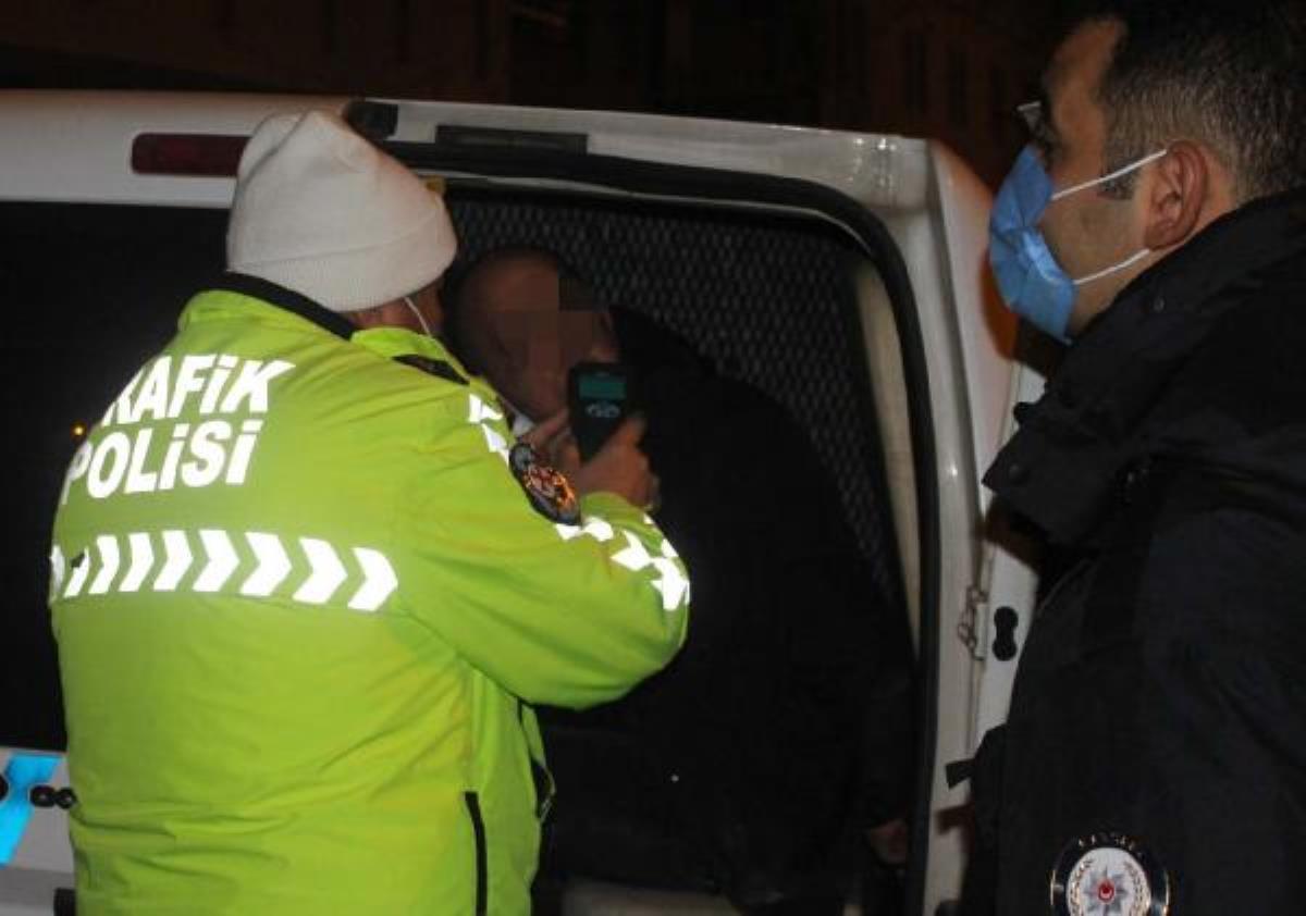 Son dakika… Kısıtlamada uyuşturucu ile yakalanan sürücüye gözaltı