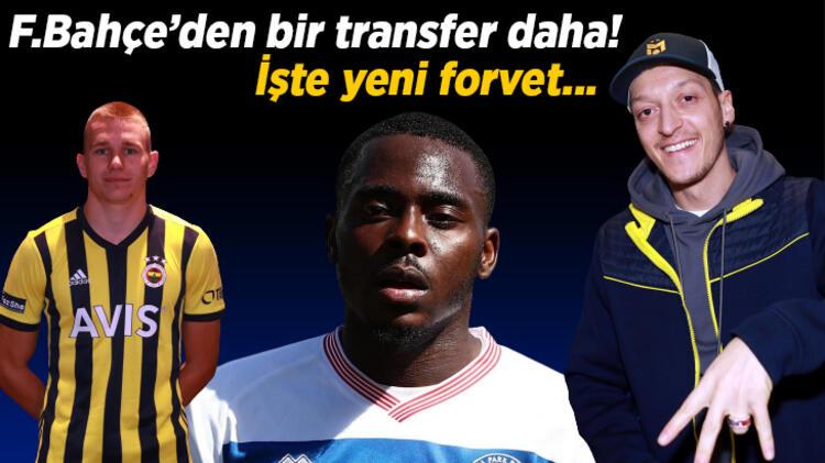 Son dakika transfer haberleri: Fenerbahçe forvet transferinde sona yaklaştı!