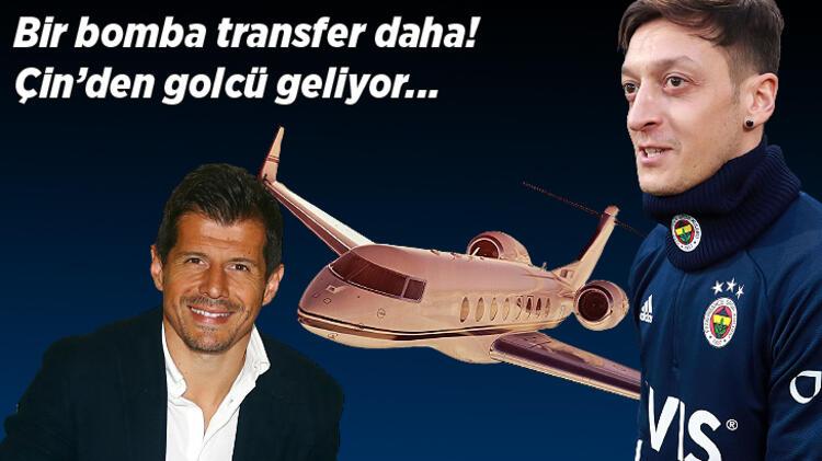 Son dakika transfer haberleri | Fenerbahçe'den sürpriz golcü transferi! Çin'den geliyor