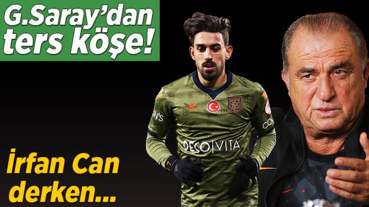Son dakika transfer haberleri: Galatasaray'dan ters köşe! İrfan Can Kahveci derken yıldız oyuncu kiralandı…