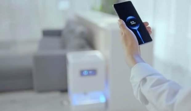 Xiaomi havadan şarj teknolojisi Mi Air Charge'ı tanıttı