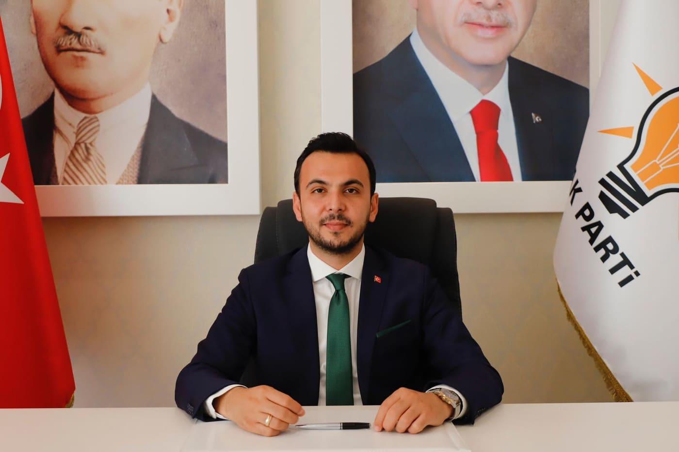 Ak Parti İlçe Başkanı Toklu yaşanan zorlu süreçte birlik ve beraberlik çağrısında bulundu