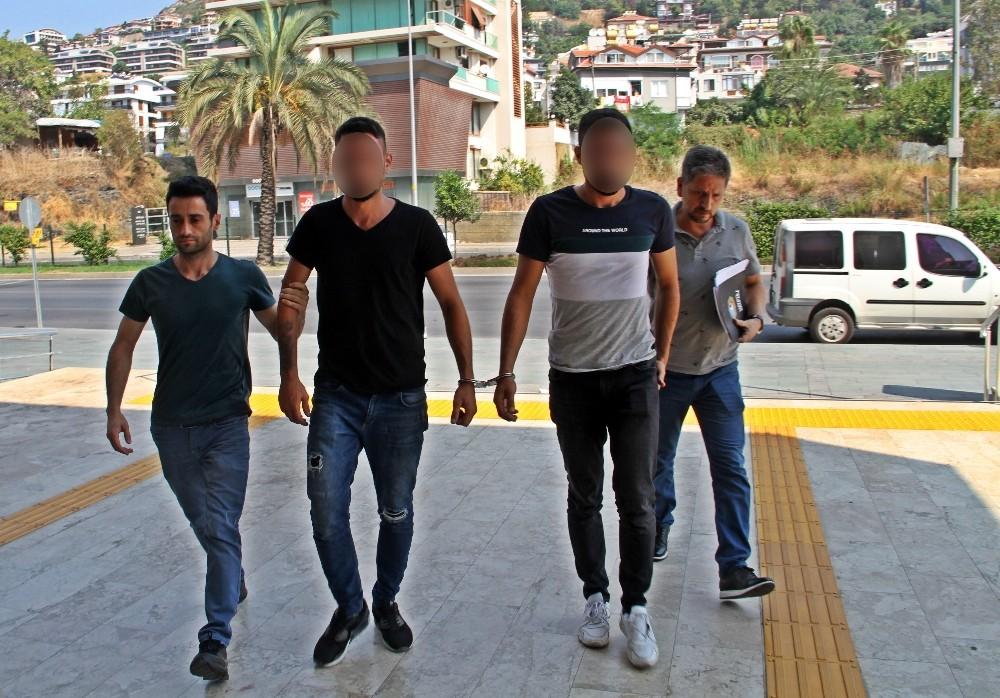 Alanya'da uyuşturucu taciri 2 kardeşe ceza yağdı