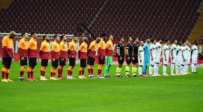 Alanyaspor ile Galatasaray 10.kez karşı karşıya geliyor