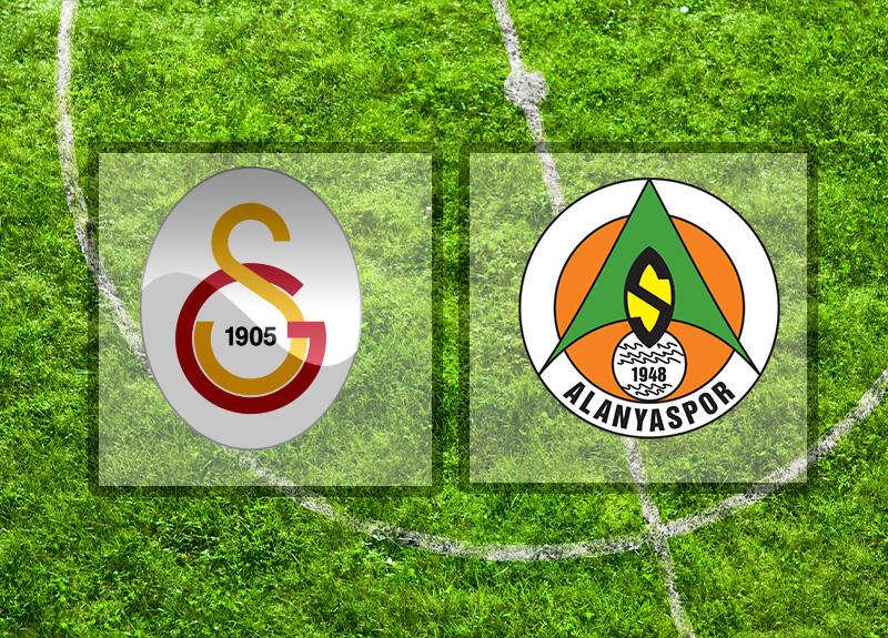 Alanyaspor bugün Galatasaray deplasmanında mücadele edecek
