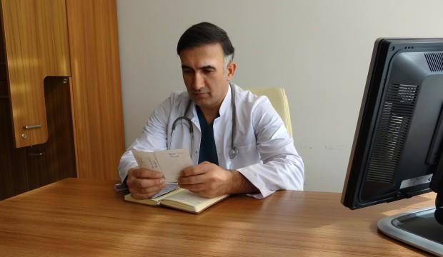 İnşaat işçiliğinden doktorluğa giden başarılı hayat hikayesi