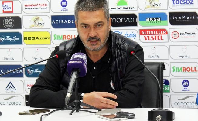 Semih Tokatlı'dan Hatayspor maçı değerlendirmesi geldi
