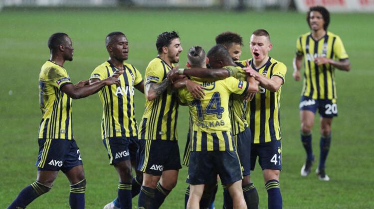 Son dakika haberleri   Fenerbahçe – Rizespor maçına damga vurdu! Osayi – Sosa…