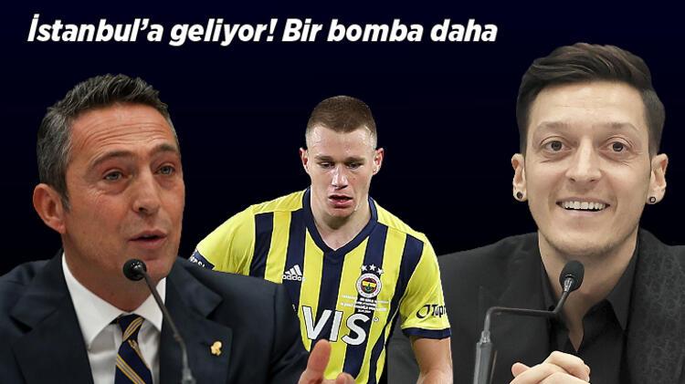 Son dakika transfer haberleri   Fenerbahçe'den bir bomba transfer daha! Anlaşma sağlandı, başkan duyurdu…