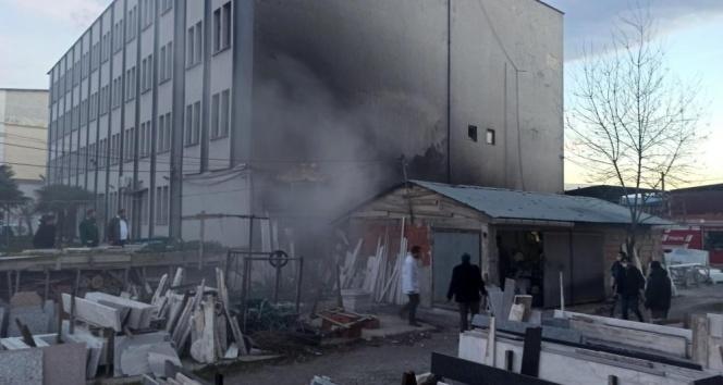 Tekstil fabrikasında 2,5 ay arayla ikinci yangın