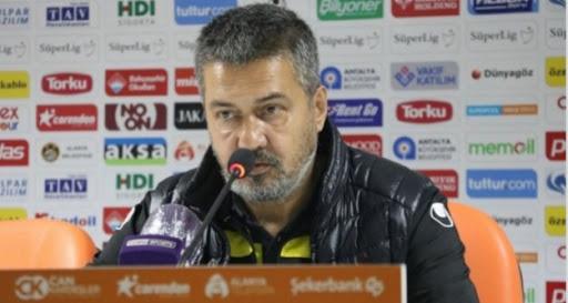 Alanyasporlu Teknik Sorumlu Tokatlı'dan Kayserispor maçı yorumu