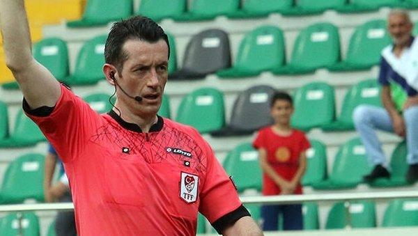 Alanyaspor-Göztepe maçının hakemi açıklandı.
