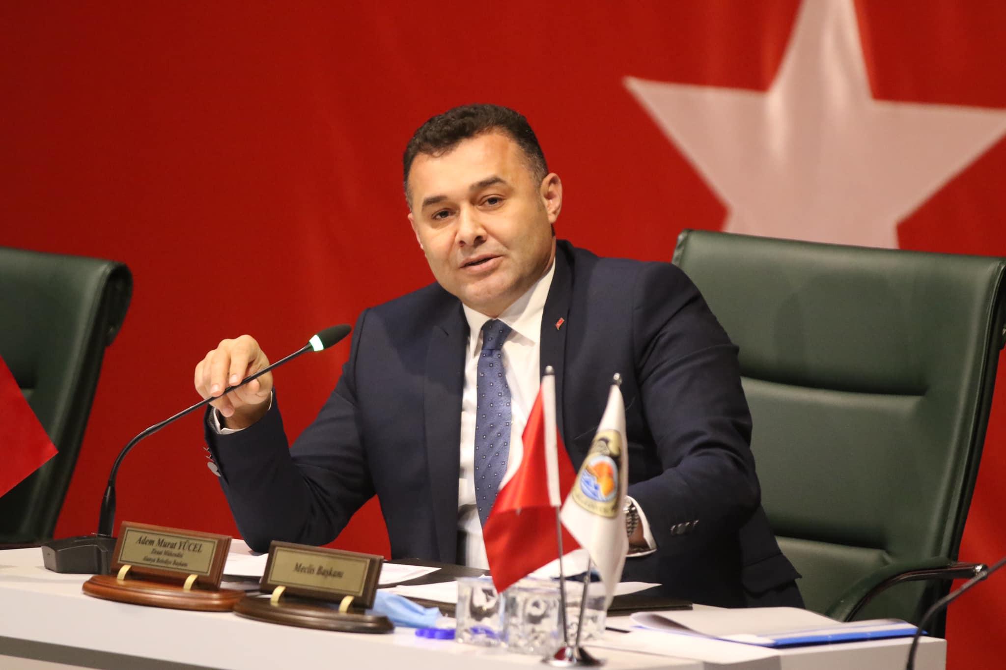 Alanya Belediyesi'nin Mart ayı meclis toplantısı yapıldı.