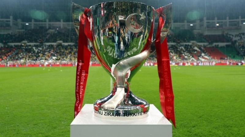 Ziraat Türkiye Kupası Yarı Final programı açıklandı.