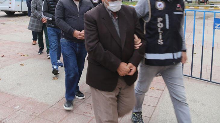 Antalya'da FETÖ/PDY operasyonunda 3 kişi gözaltına alındı