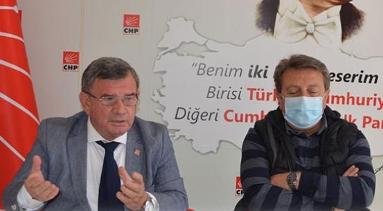 Alanya CHP İlçe Teşkilatı, Mahmutlar'da  sağlık alanı oluşturmak adına imza kampanyası başlattı