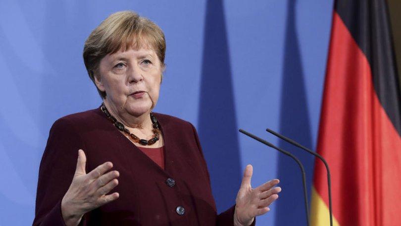 Almanya Başbakanı Angela Merkel panik içinde….