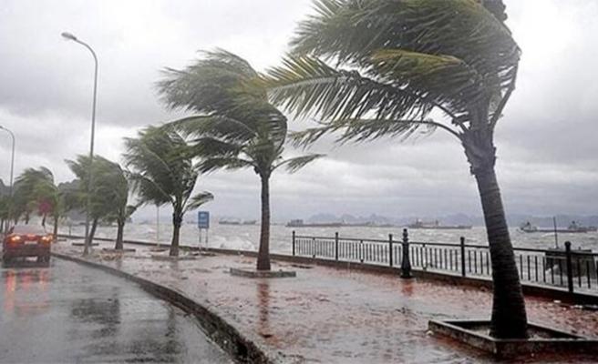 Meteoroloji Genel Müdürlüğü Alanya'yı fırtına konusunda uyardı