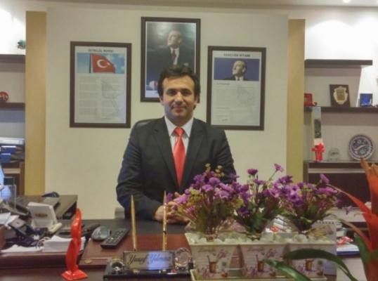 İlçe Milli Eğitim Müdürü Yılmaz, ÖHEP'i ziyaret etti