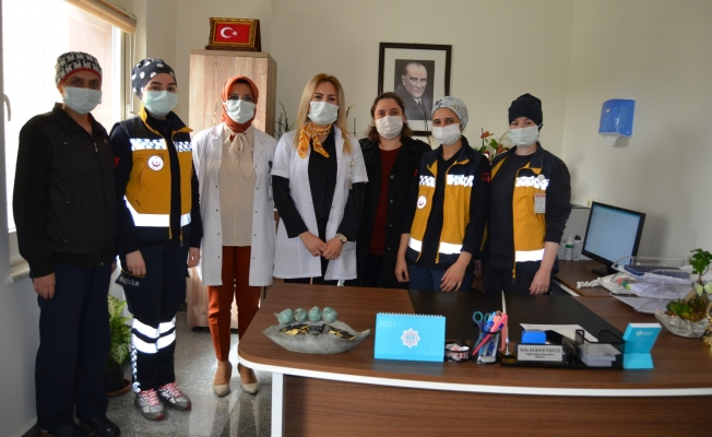 ALKÜ'de Acil Tıp Teknisyenleri ve Paramedik Haftası kutlandı