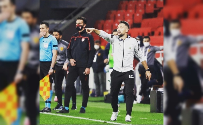 Alanyaspor'un antrenörü takıma vedasını sosyal medyadan duyurdu