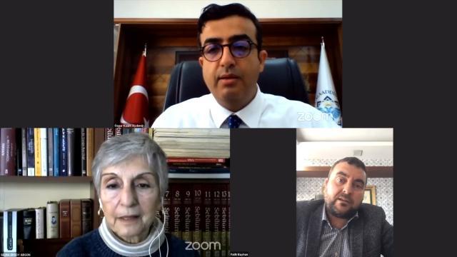 ALKÜ Çanakkale Zaferini çevrimiçi düzenlediği panel ile anlattı