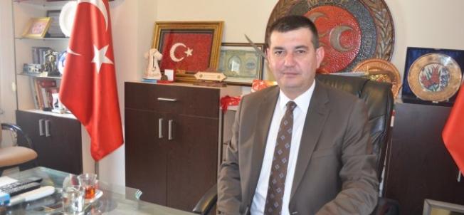 Mhp İlçe Başkanı Türkdoğan MHP 13. Büyük Olağan Kurultayı'nı değerlendirdi