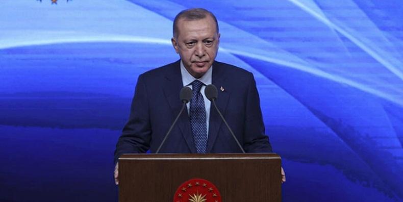 Cumhurbaşkanı Erdoğan:  Kimse bizim hangi ülkeden ne alacağımıza müdahale edemez