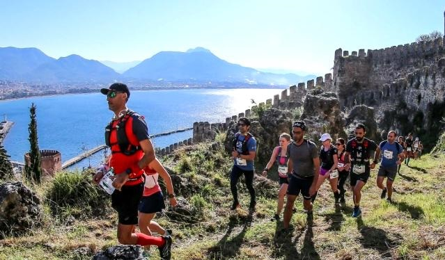 Merrell Alanya Ultra Trail yarışları için son kayıt günleri başladı