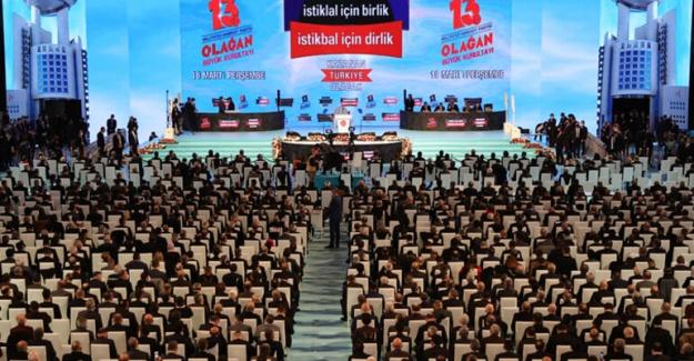 Milliyetçi Hareket Partisi'nin 13. Olağan Büyük Kurultayı için Alanya Delegeleri Ankara'ya gitti
