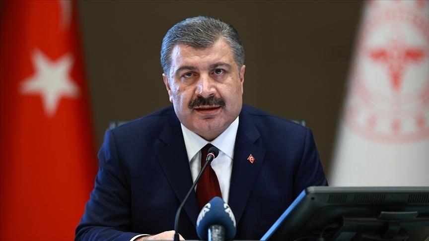 Bakan Koca, Antalya'yı vaka sayısındaki artış konusunda uyardı