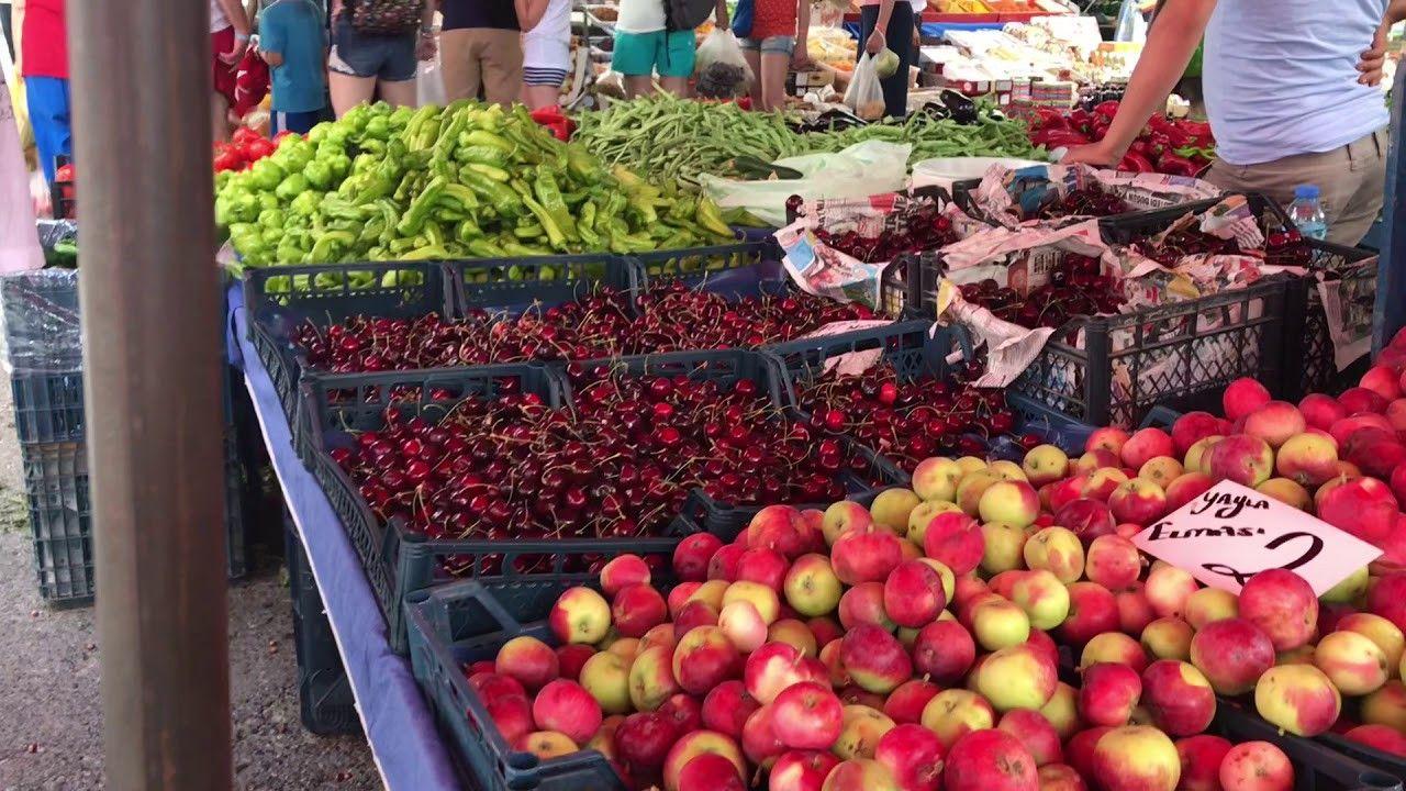 Alanya'da pazar günleri değişti