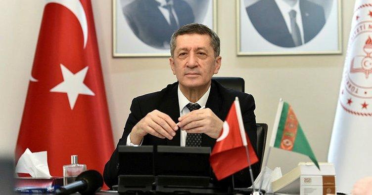 Milli Eğitim Bakanı Selçuk'tan yüz yüze sınav açıklaması geldi