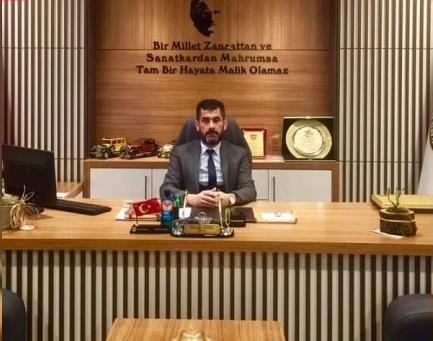 Alanya'da bir oda başkanının daha testi pozitif çıktı