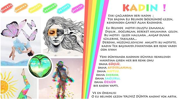 ALKÜ'lü öğrenci 'Tasarıma Değer' yarışması için Alanya halkından dijital oy desteği bekliyor
