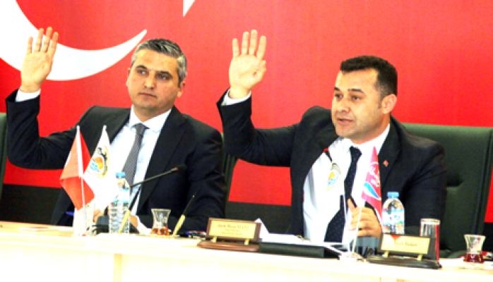 Alanya Belediyesi'nin faaliyet raporu onaylandı