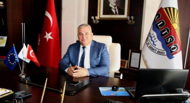 ALTSO Başkanı Şahin; soykırım tanımlamasını kınadı