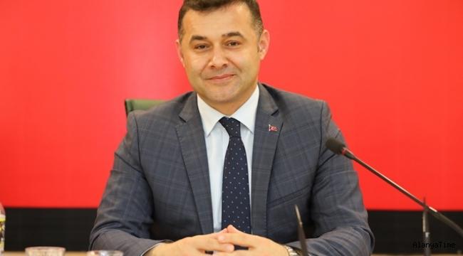 Alanya Belediye Başkanı Adem Murat Yücel: Tüm dünya çocuklarının bayramını kutluyorum dedi