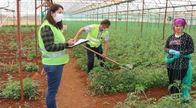 Antalya Büyükşehir Belediyesi çiftçinin toprağını ücretsiz analiz etmek için çalışma başlattı